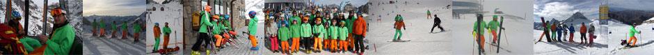Bilder der Skiabteilung